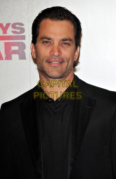 "Johnathon Schaech.""5 Days Of War"" - DVD premiere.at BAFTA, 195 Piccadilly, London, England..June 7th, 2011.headshot portrait black stubble facia hair.CAP/CJ.©Chris Joseph/Capital Pictures."