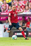 12.05.2018, Allianz Arena, Muenchen, GER, 1.FBL,  FC Bayern Muenchen vs. VfB Stuttgart, im Bild Franck Ribery (FCB #7) <br /> <br />  Foto &copy; nordphoto / Straubmeier
