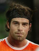 8-2-06, Netherlands, tennis, Amsterdam, Daviscup, training,.Netherlands Russia,