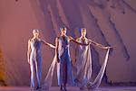 SIGNES....Choregraphie : CARLSON Carolyn..Mise en scene : CARLSON Carolyn..Compositeur : AUBRY Rene..Compagnie : Ballet de l Opera national de Paris..Decor : DEBRE Olivier..Lumiere : BESOMBES Patrice..Costumes : DEBRE Olivier..Avec :..GILLOT Marie Agnes..BELARBI Kader..CORDIER Vincent..LAMOUREUX Amelie..Lieu : Opera Bastille..Ville : Paris..Le : 27 06 2008..© Laurent PAILLIER / photosdedanse.com