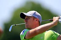 David Horsey (ENG) during the first round of the Lyoness Open powered by Organic+ played at Diamond Country Club, Atzenbrugg, Austria. 8-11 June 2017.<br /> 08/06/2017.<br /> Picture: Golffile | Phil Inglis<br /> <br /> <br /> All photo usage must carry mandatory copyright credit (&copy; Golffile | Phil Inglis)