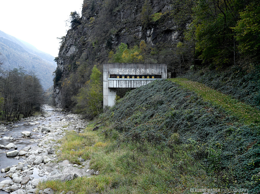 Switzerland; Shooting, Shooting stand, Bunkers, Swiss Army