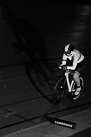 Tristyn Gretton of Waikato BOP competes in the Masters Women 4 2000m IP final at the Age Group Track National Championships, Avantidrome, Home of Cycling, Cambridge, New Zealand, Thurssday, March 16, 2017. Mandatory Credit: © Dianne Manson/CyclingNZ  **NO ARCHIVING**