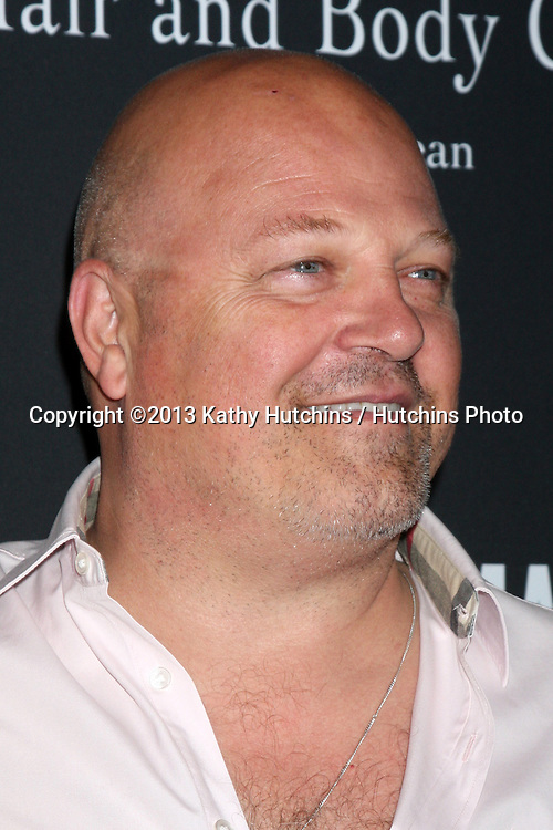 LOS ANGELES - OCT 19:  Michael Chiklis at the 2013 Pink Party at Hanger 8 on October 19, 2013 in Santa Monica, CA