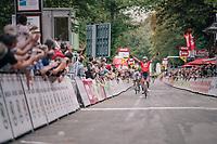Jasper Stuyven (BEL/Trek-Segafredo) wins the 59th Grand Prix de Wallonie 2018 <br /> <br /> 1 Day Race from Blegny to Citadelle de Namur (BEL / 206km)