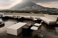 Hotel Habita Monterrey, Nuevo Leon, Mexico. September 12, 2008