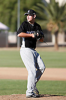 Tyler Matzek - Colorado Rockies 2009 Instructional League. .Photo by:  Bill Mitchell/Four Seam Images..