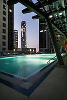 Pool Facilities in Executive Towers in Dubai