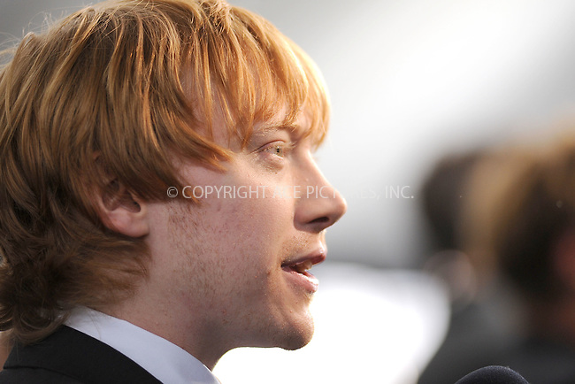 WWW.ACEPIXS.COM . . . . . .November 15, 2010...New York City...Rupert Grint attends the Premiere of Harry Potter And The Deathly Hallows: Part 1 at Alice Tully Hall on November 15, 2010 in New York City....Please byline: KRISTIN CALLAHAN - ACEPIXS.COM.. . . . . . ..Ace Pictures, Inc: ..tel: (212) 243 8787 or (646) 769 0430..e-mail: info@acepixs.com..web: http://www.acepixs.com .