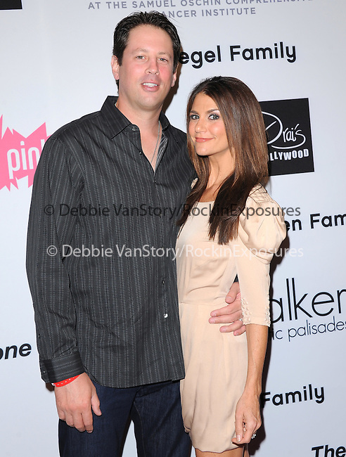 Samantha Harris attends The 7th Annual Pink Party held at Drai's Hollywood in Hollywood, California on September 10,2011                                                                               © 2011 DVS / Hollywood Press Agency