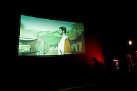 The New York production Chanuka film on screen during the Chanuka celebrations organised by Chabad Bangkok on 13th December 2009, at Paragon Mall's IMAX theater, Bangkok, Thailand..Photo by Suzanne Lee / For Chabad Lubavitch