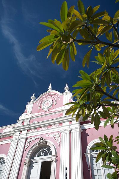 Recife_PE, Brasil..Lyceu de Artes e Oficios de Pernambuco em Recife, Pernambuco..Lyceum of Arts and Crafts of Pernambuco in Recife, Pernambuco..Foto: JOAO MARCOS ROSA / NITRO