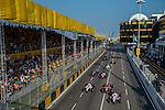 Pilots races the Formula 3 Macau Grand Prix during the 61st Macau Grand Prix on November 16, 2014 at Macau street circuit in Macau, China. Photo by Aitor Alcalde / Power Sport Images