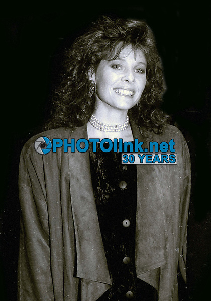 Kate Capshaw 1986<br /> Photo By Jesse Nash/PHOTOlink