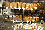 Loading Dock Decor - A Metallic Bat Mitzvah<br /> <br /> Planner:  Monique Banks<br /> Decor:  Carolyn Dempsey
