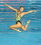 12th Fina World Swimming Championships Melbourne, 2007, Teams Free Routine Final, Japan