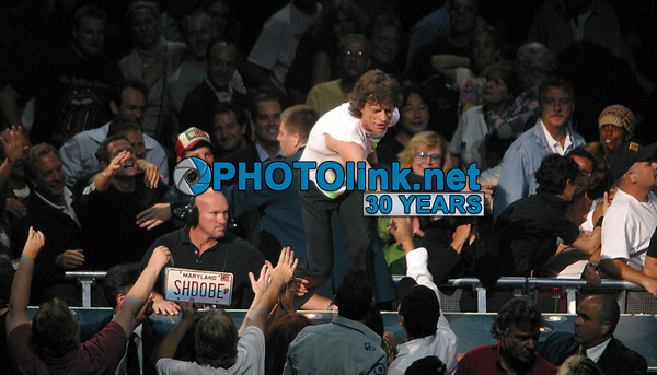 MICK JAGGER 2002<br /> Photo By John Barrett/PHOTOlink.net