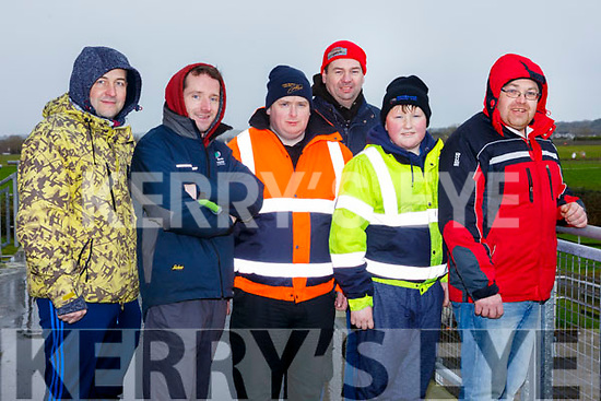 Attending the Jimmy Devane Moto Cross at Ballybeggan Racecourse on Saturday last, Robert Brzyskiewicz (Tralee),  and from Kilmeady, Co Limerick, Dell Purcell, Michael Dore, Tommy Doody, Tomas White and Shane McAuliffe.