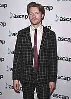 BEVERLY HILLS, CA - APRIL 23:  Finneas O'Connell at the 35th Annual ASCAP Pop Music Awards at the Beverly Hilton on April 23, 2018 in Beverly Hills, California. (Photo by Scott KirklandPictureGroup)