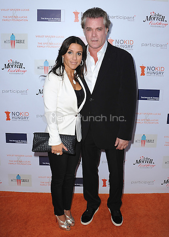 "BEVERLY HILLS, CA - OCTOBER 25:  Ray Liotta at the Los Angeles ""No Kid Hungry"" Dinner at Green Acres on October 25, 2014 in Beverly Hills, California. Credit: PGSK / MediaPunch"