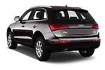 Car pictures of rear three quarter view of 2016 Audi Q5 5 Door Suv Angular Rear