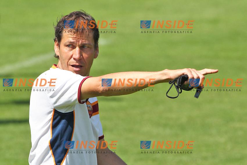 Rudi Garcia<br /> Riscone (Brunico) 21.7.2013 <br /> Football Calcio 2013/2014 Serie A<br /> Ritiro precampionato AS Roma <br /> As Roma pre season training<br /> Foto Gino Mancini / Insidefoto