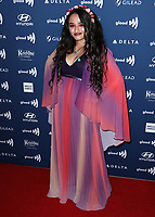 BEVERLY HILLS, CA - MARCH 28:  Jazz Jennings at the 30th Annual GLAAD Media Awards at the Beverly Hilton on March 28, 2019 in Beverly Hills, California. (Photo by Xavier Collin/PictureGroup)
