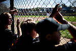 Opening Day of River Park Youth Baseball in Sacramento, Calif., March 12, 2011.