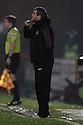 MK Dons manager Karl Robinson . - Stevenage v Milton Keynes Dons - npower League 1 - Lamex Stadium, Stevenage - 24th January 2012. © Kevin Coleman 2012