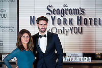 Monica Cruz and Juan Betancourt attends to the inauguration party of the Seagram's New York Hotel at Only You in Madrid, Spain. November 30, 2016. (ALTERPHOTOS/BorjaB.Hojas) /NORTEPHOTO.COM