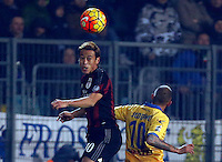 Keisuke Honda   during   Italian Serie A soccer match between Frosinone and AC Milan  at Matusa  Stadium in Frosinone ,December 20  , 2015
