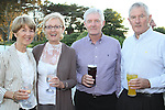 Ruth Smyth, Eileen Garvey, Val Smyth and John Givens at the Baltray and District Residents Association Gala Dinner Dance in Co.Louth Golf Club...Picture Jenny Matthews/Newsfile.ie