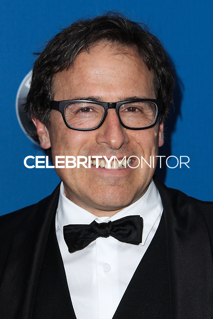 CENTURY CITY, CA - JANUARY 25: David O. Russell at the 66th Annual Directors Guild Of America Awards held at the Hyatt Regency Century Plaza on January 25, 2014 in Century City, California. (Photo by Xavier Collin/Celebrity Monitor)