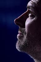 HAVENGA Arno NED Coach  <br /> Budapest 13/01/2020 Duna Arena <br /> GERMANY (white caps) Vs. NETHERLANDS (blue caps)<br /> XXXIV LEN European Water Polo Championships 2020<br /> Photo  © Andrea Staccioli / Deepbluemedia / Insidefoto