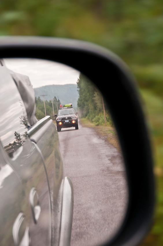 Scenes from the 2010 U.P. Overland trip in the Upper Peninsula of Michigan.