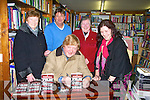 SIGNING: Mik Dwyer of the Irish Times and from Tralee who signed his new Quiz Book Film Quiz Book in Pollymaths on Saturday at the signing were: maura mason, pat Reynolds, Phil McCarthy and Marie O'Connor(Tralee)............................ ..............................   Copyright Kerry's Eye 2008