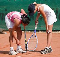 09-08-10, Hillegom, Tennis,  NJK 12 tm 18 jaar, In of uit?