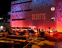 """LOS ANGELES - SEPTEMBER 4: Atmosphere at the series finale event for FX's """"Baskets"""" at Neuehouse Hollywood on September 4, 2019 in Los Angeles, California. (Photo by Frank Micelotta/FX/PictureGroup)"""