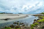 Good Harbor Beach in Gloucester, Cape Ann, Massachusetts, USA