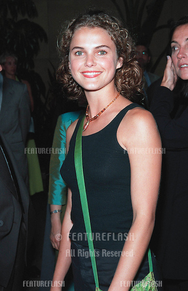 "19JUL99: Actress KERI RUSSELL at premiere of  ""Trick"" at the Egyptain Theatre, Hollywood..© Paul Smith / Featureflash"