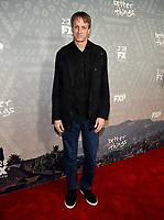 """SANTA MONICA - FEBRUARY 26: Tony Hawk arrives at the red carpet event for FX's """"Better Things"""" Season Three Premiere at the The Eli and Edythe Broad Stage on February 26, 2019 in Santa Monica, California. (Photo by Frank Micelotta/FX/PictureGroup)"""
