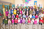 125 Year's of education at Foilmore N.S. The pupils and staff of Foilmore National School marked the big occasion with a mass held in the school by Fr. Niall Howard on Friday.....Ref Sinead