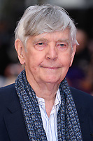 """Tom Courtenay<br /> arriving for the world premiere of """"The Guernsey Literary and Potato Peel Pie Society"""" at the Curzon Mayfair, London<br /> <br /> ©Ash Knotek  D3394  09/04/2018"""
