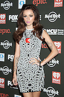 NEW YORK, NY - OCTOBER 04: Cher Lloyd at Hard Rock Rocks Times Square at Hard Rock Cafe, Times Square on October 4, 2012 in New York City. ©RW/MediaPunch Inc. © /NortePhoto