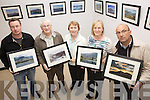 South Kerry Camera Club will hold their official opening of members work this Thursday 28th June at The Cahersiveen Library from 6pm all welcome, pictured here l-r; Paul Murphy, Denis Kavanagh, Noreen O'Sullivan(Librarian), Deirdre Booth & Michael Herrmann.
