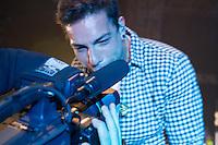 SAO PAULO, SP, 31.12.2013 - REVEILLON NA PAULISTA - NXZero durante 17ª edição do Réveillon na Paulista região central de São Paulo nesta quarta-feira (31). (Foto: Marcelo Brammer / Brazil Photo Press).