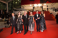 Emily Stofle, David Lynch, Kyle MacLachlan and Desiree Gruber at the premiere for 'Twin Peaks' at the 70th Festival de Cannes. <br /> May 25, 2017 Cannes, France<br /> Picture: Kristina Afanasyeva / Featureflash