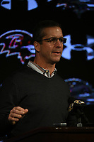John Harbaugh Press Conference