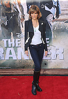 Lisa Rinna at The Disney World Premiere of The Lone Ranger held at at Disney California Adventure in Anaheim, California on June 22,2021                                                                   Copyright 2013 DVSIL / iPhotoLive.com