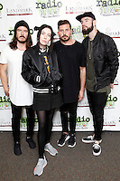 BALA CYNWYD, PA - JUNE 21 :  Bishop Briggs visits Radio 104.5 performance studio in Bala Cynwyd, Pa on June 21, 2016  photo credit Star Shooter / MediaPunch